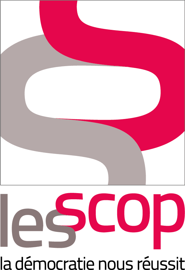 Label Scop fond blanc